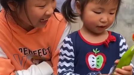 童年趣事:这棒棒糖怎么这么辣啊!