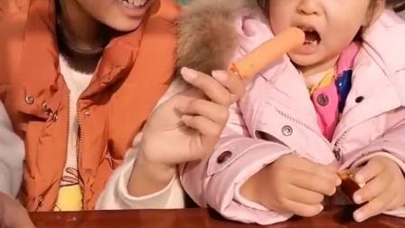 童年趣事:这是假的火腿吗?