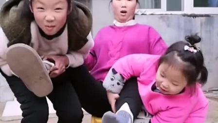 童年趣事:妹妹唱的好起劲