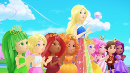 芭比和朋友们 梦境奇遇记之彩虹湾游戏