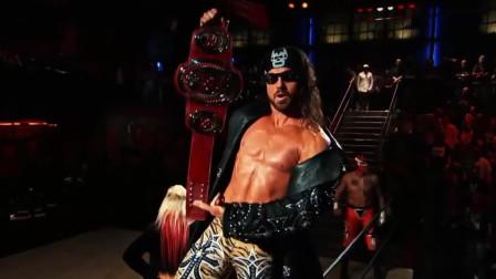众人皆知WWE的约翰莫里森,可你听说过独立界的强尼蒙多吗?