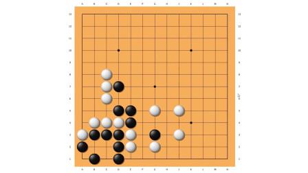 寻找围棋网络课堂,手筋训练,中级难度24
