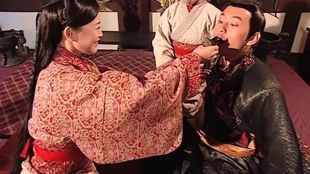 大汉:卫子夫和皇帝喝酒,故意灌皇上,皇上喝的有点多了!