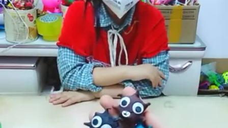 童年趣事:戴口罩,消灭病毒……
