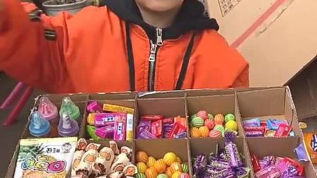 童年趣事:把嘴巴封住,看你还怎么偷吃糖