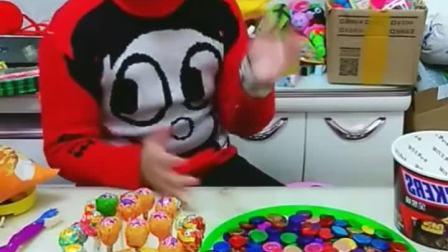 童年趣事:宝贝想吃麻辣烫,不要麻,不要辣…