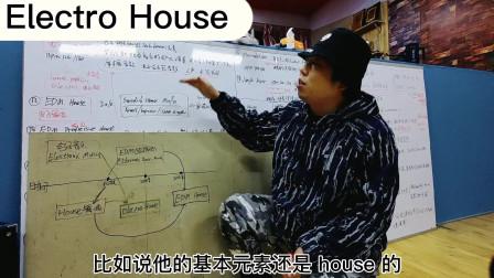 蟲虸曳步舞鬼步舞「House舞曲分支(四)」教学教程