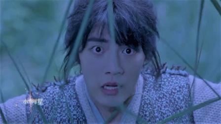 斗罗大陆1:唐三碰上人面魔蛛。
