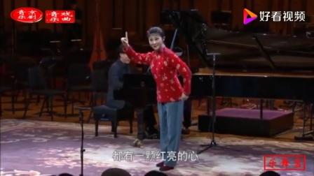 钢琴伴唱《红灯记》选段(张馨月   袁慧琴演唱)