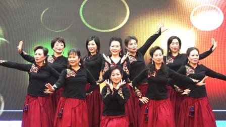 舞蹈《站着等你三千年》小华行走艺术团2021迎新春庆党建文艺联欢