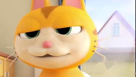 你是表情最丰富的猫?