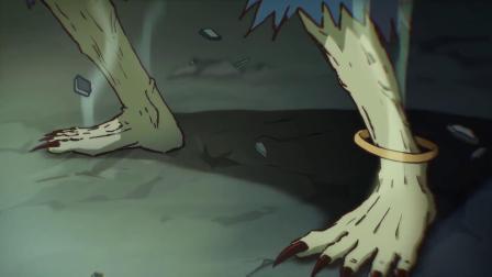 伍六七:阿七的反应速度惊人,一瞬间察觉并破解了赤牙的陷阱!