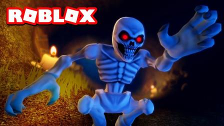 Roblox怪物惊魂夜:绝命森林!可怕的怪物正在感染人类!
