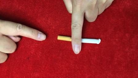 神出鬼没的香烟,瞬间消失又出现!学会后骗朋友玩
