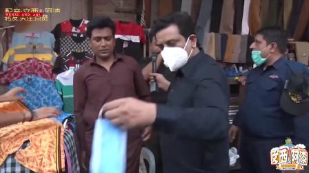 四川方言灵魂配音:印度街头硬核防疫,你确定不是来搞笑的?