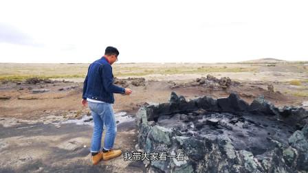 新疆克拉玛依,国内富得流油的地方,遍地都是石油?
