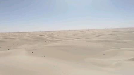 茫茫大漠貌似荒凉,底下确是高质量的石油