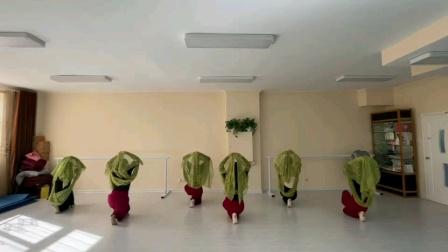 《美人关》舞蹈 练习1
