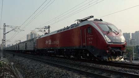 [火车]HXD1D+XL25T[X104] 棠溪-黄村 广铁长沙浏阳河上行