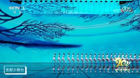 舞蹈  朱鹮  2021春晚节目