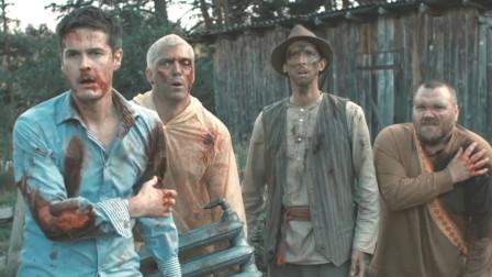 冷门佳片,剧情反转再反转,四个笨贼为了钱,逃了大半个地球