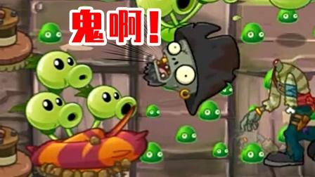 植物大战僵尸2国际版:植物长腿可以走了!