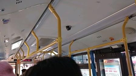 上海公交车嘉定12路温宿路北大街-桃园新村