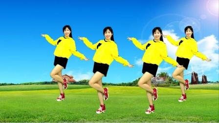春节健身32步《小师妹》超火,弹跳爆汗减肥,跳起来