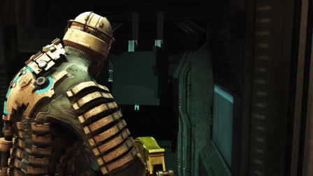 沙漠游戏《死亡空间1》第7(1)实况恐怖解说