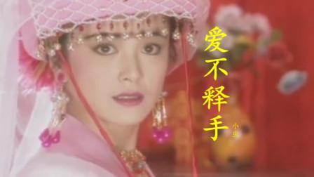 经典老歌,电视剧《唐太宗李世民》主题曲《爱不释手》小虫演唱版