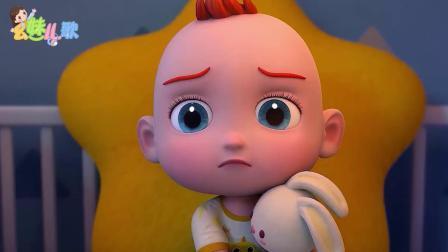 超级宝贝JOJO:夜夜想起妈妈的话,闪闪的泪光鲁冰花