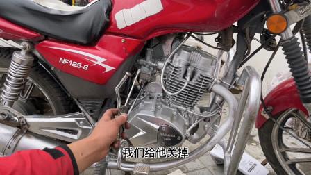 电喷摩托车的工作原理你知道吗?看完视频后,轻松就能学会修车