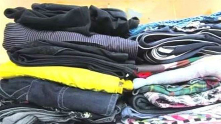 衣柜里不要留这4类衣服,我也是才清楚,看完提醒家人,别不当事