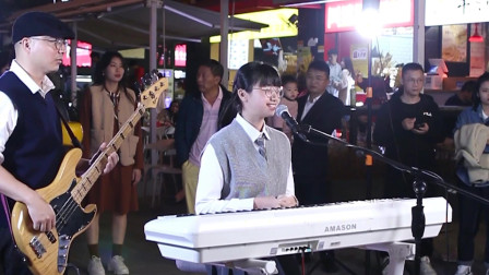 观众现场点歌《浪子闲话》节奏带感,别样江湖味太上头。