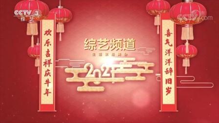 【广播电视】CCTV3综艺频道2021年包装集锦
