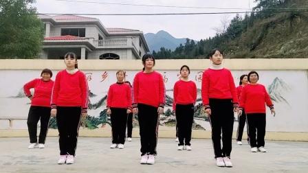 怀化溆浦正宁艺术团表演单人吉特巴巜别知已》
