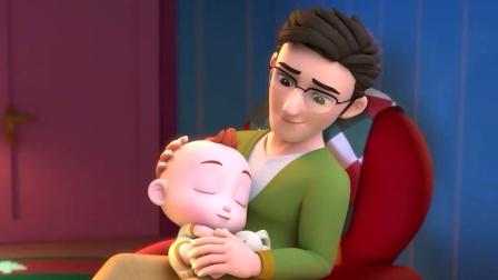 超级宝贝JOJO:我们都有甜蜜的梦啊