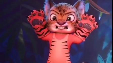 可可爱爱的小老虎
