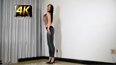 春光娱乐 4K热舞 方婷运动裤