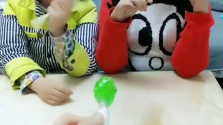 趣事的童年:你吃过这样的糖果吗?