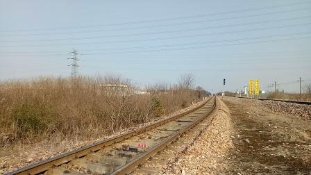 DF4B9212无锡西站调车作业往一个货场送车