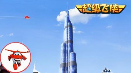 迪拜的高楼大厦,不愧是土豪国家,修建的这么华丽