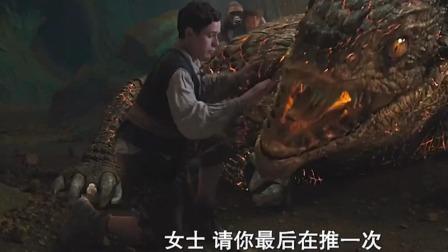 能和动物对话的医生,给恐龙女士治疗便秘,仿佛是大型生娃现场