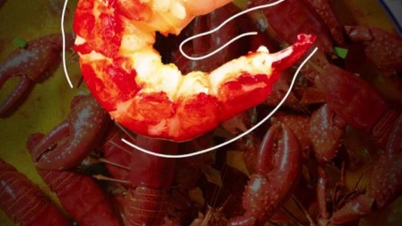 哼,不让我吃小龙虾,我就去吃大闸蟹!