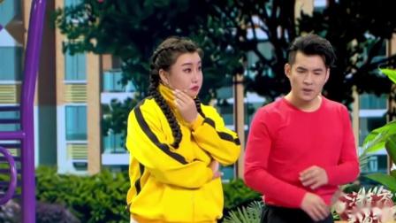 春晚:范湉湉跳广场舞被批评,老奶奶很生气太吵了!