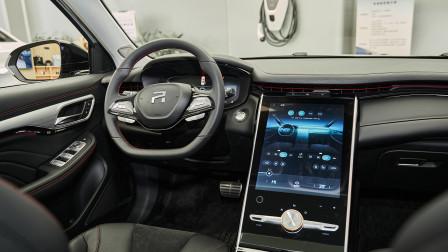 上汽MARVELR车机系统和虚拟仪表盘演示