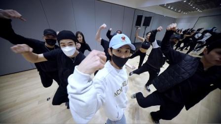 瑜卤允浩_Eeny Meeny_Dance Practice