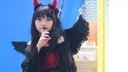 Cosplay 可爱恶魔女孩 萤火虫漫展24th