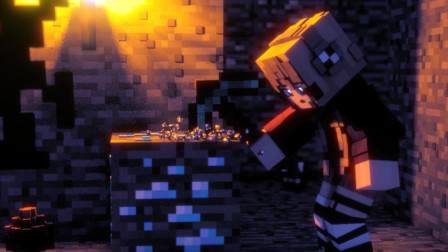 Minecraft Meme,应该是MC玩家的一生了