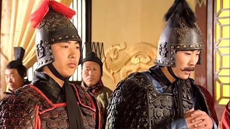 大汉:叛军雷被被抓,皇帝竟还要重用他,哪料雷被却当场自尽!
